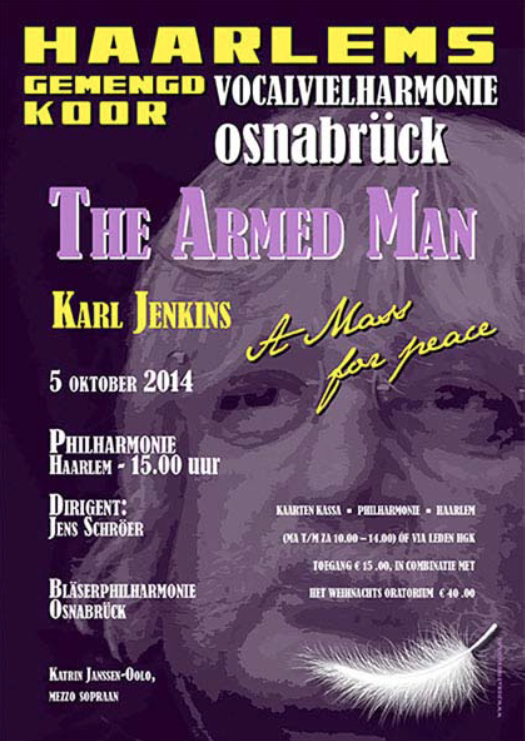 The Armed Man – Karl Jenkins