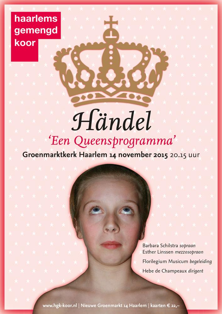 'Queensprogramma' van Georg Friedrich Händel