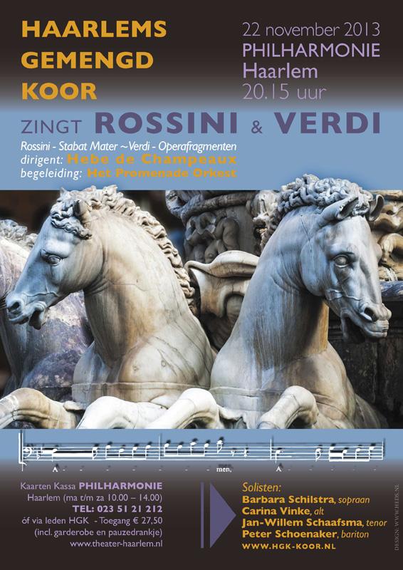 Concert Rossini & Verdi