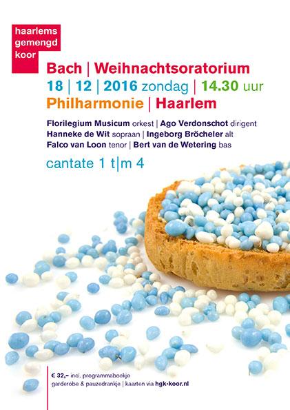 Weihnachtsoratorium, Johann Sebastian Bach