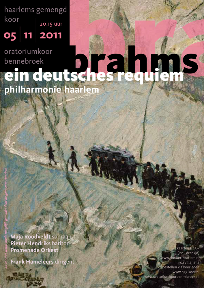 Ein deutsches Requiem – J. Brahms