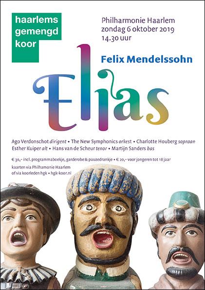 Elias, Mendelssohn
